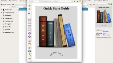Photo of Calibre, el gestor de libros electrónicos, se actualiza después de 2 años