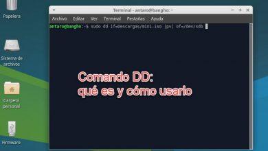 Photo of Comando DD: ¿Qué es y cómo usarlo?