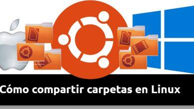 Photo of Cómo compartir carpetas en Linux