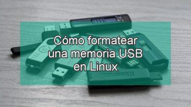 Photo of Cómo formatear USB dañado en Linux