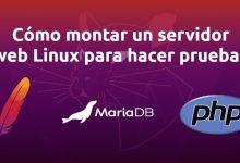Photo of Cómo montar un servidor web en Linux para hacer pruebas
