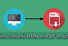 Photo of Cómo convertir HTML en PDF en Linux