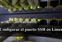 Photo of Cómo configurar el puerto SSH en Linux