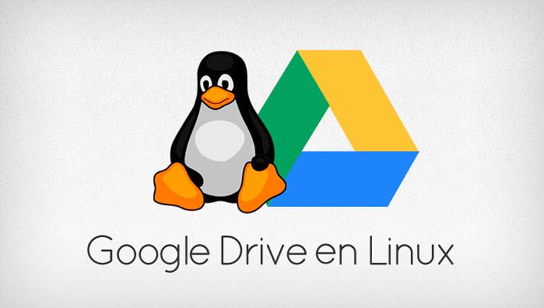 Cómo sincronizar Drive y Linux – Paso a paso