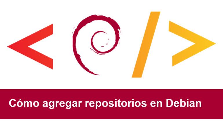 Cómo agregar repositorios en Debian — Paso a paso